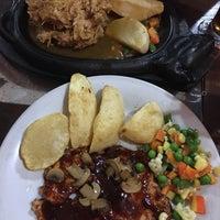 Photo taken at Obonk Steak & Ribs by Ratih N. on 4/27/2017