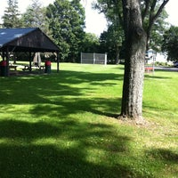 Photo taken at South Broad Street Park by Olga M. on 7/31/2013