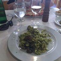 Photo taken at Osteria Vassallo by Myriam on 5/12/2015