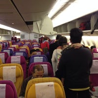 Photo taken at In The Plane by Shin -. on 3/12/2017