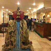 Photo taken at Diplomat Hotel by Shin -. on 11/21/2015