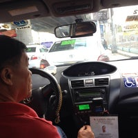 Photo taken at NAIA Terminal 3 Taxi Stand by Shin -. on 2/1/2016