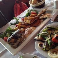 Photo taken at Sembol Fısh & Meat House by Тоня С. on 5/17/2015