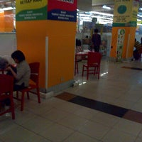 Photo taken at Giant Hypermarket by Hendric Chia K. on 7/9/2013
