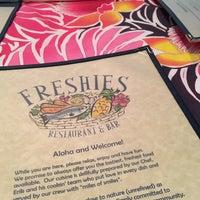 Photo taken at Freshies Restaurant & Bar by Arthur C. on 1/4/2017