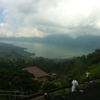 Photo taken at Batur Lake by Kathleen N. on 4/30/2014