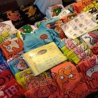 Photo taken at hayaT-shirt by ARM S on 11/14/2012