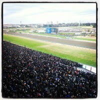 Photo taken at Nakayama Racecourse by m34szk on 12/23/2012