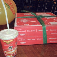 Photo taken at Papa Ron's pizza blu mall by Indah P. on 9/1/2015