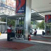 Photo taken at Petron by Joanna O. on 6/6/2016