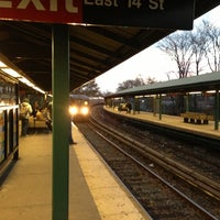 Photo taken at MTA Subway - B Train by Albert S. on 11/13/2012