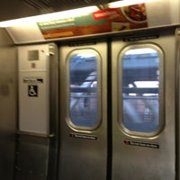 Photo taken at MTA Subway - Manhattan Bridge (B/D/N/Q) by Albert S. on 2/3/2013