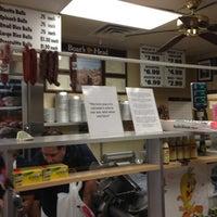 Photo taken at G & S Pork Store by Albert S. on 11/14/2012