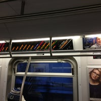 Photo taken at MTA Subway - Q Train by Albert S. on 2/8/2013
