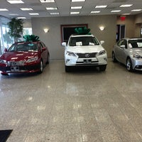 Photo taken at Bay Ridge Lexus by Albert S. on 3/29/2014