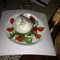 Photo taken at Piccola Cucina Osteria by Albert S. on 9/25/2013