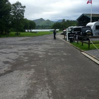 Photo taken at Derwentwater Camping and Caravanning Club Site by Len L. on 6/23/2013