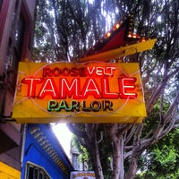 Photo taken at Roosevelt Tamale Parlor by Steve H. on 7/28/2013