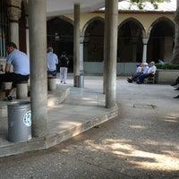 Photo taken at Yeni Cuma Camii by Murat D. on 7/20/2013