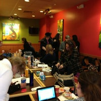 Photo taken at Biggby Coffee by Todd B. on 1/25/2013