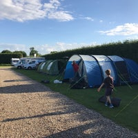 Photo taken at Polestead Camping and Caravanning Club Site by Paul S. on 6/9/2017