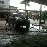 Photo taken at Arini Car Wash by Adietya A. on 2/14/2013