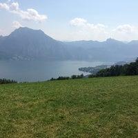 Foto tirada no(a) Berggasthof Urzn por Ina K. em 8/6/2013