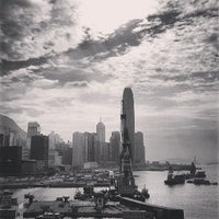 Photo taken at Hong Kong Convention and Exhibition Centre by Jansen L. on 7/18/2013