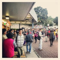Photo taken at MTR Kowloon Tong Station by Jansen L. on 12/1/2012