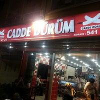 Photo taken at Cadde Dürüm by Bilal M. on 6/17/2014