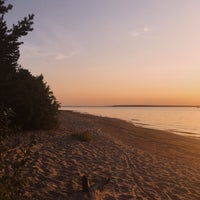 Photo taken at пляж by Дарья on 8/14/2018