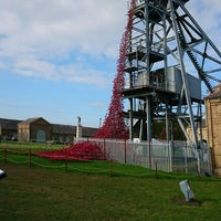 Photo taken at Woodhorn Museum, Archives and Country Park by Ala N. on 10/26/2015