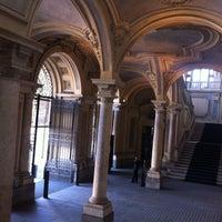 Photo taken at Palazzo Madama - Museo Civico d'Arte Antica by Mattia D. on 5/12/2013