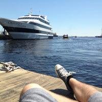 Odyssey Cruises Harbor Marina In Boston