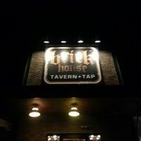 Photo taken at Brick House Tavern + Tap by Bryan C. on 1/7/2013