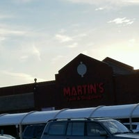 Photo taken at MARTIN'S by Mrs T. on 1/13/2017
