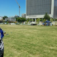 Photo taken at Kanawha Plaza by Mrs T. on 5/17/2017