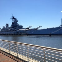 Photo taken at Battleship New Jersey Museum & Memorial by Jakub B. on 6/4/2013