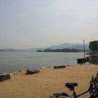 Photo taken at 두물머리 by Ju H. on 5/13/2013