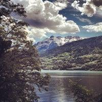Photo taken at Lago di Caldonazzo by Daniele D. on 5/26/2013