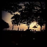 Photo taken at Pantai Lovina (Lovina Beach) by Ridwan N. on 7/5/2013