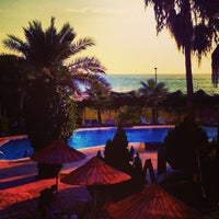 10/14/2013 tarihinde Club Turtaş Beach Hotelziyaretçi tarafından Club Turtaş Beach Hotel'de çekilen fotoğraf
