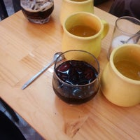 Photo taken at Cafe Sen by Phong V. on 10/18/2013