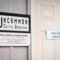 Photo taken at Uncommon Coffee Roasters by Uncommon Coffee Roasters on 3/10/2015