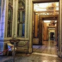 Photo taken at Reggia di Caserta by Alex M. on 12/3/2014