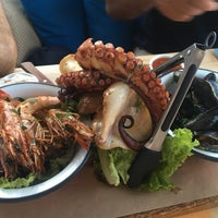 Photo taken at Captain's - Food for Sharing by Özde on 7/28/2017