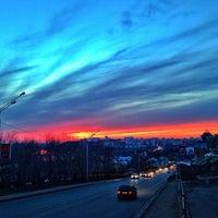 Photo taken at Улица Софьи Перовской by Rinat G. on 4/29/2014