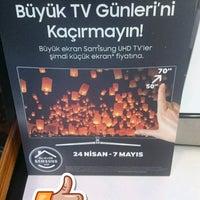 Photo taken at ATILIM SAMSUNG DİGİTAL PLAZA by Mehmet ş. on 5/15/2017