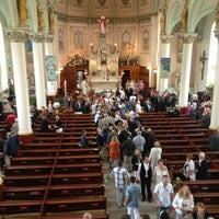 6/9/2013 tarihinde Vincent L.ziyaretçi tarafından Eglise St-francois Xavier'de çekilen fotoğraf
