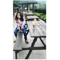 Photo taken at De Tuik Garden Cafe & Resort by Putri I. on 5/20/2015